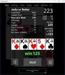 Imágen 3 de Video Poker 10 para windows