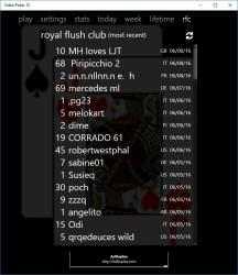 Captura de Pantalla 5 de Video Poker 10 para windows