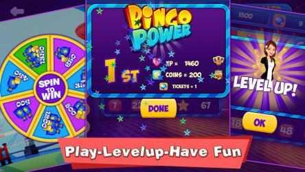 Captura de Pantalla 4 de Bingo Power Free Game para windows