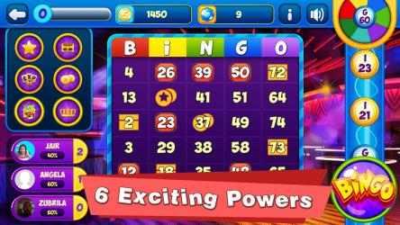 Screenshot 2 de Bingo Power Free Game para windows