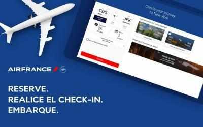 Imágen 7 de Air France - Billetes de avión para android