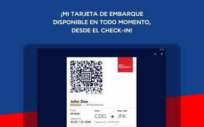 Captura 9 de Air France - Billetes de avión para android