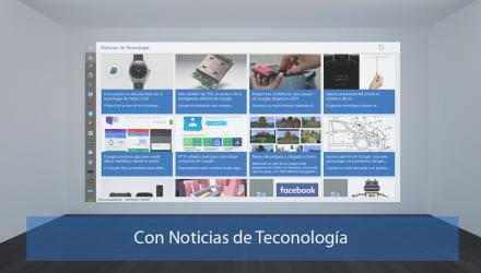 Captura de Pantalla 2 de XM Technoly News para windows