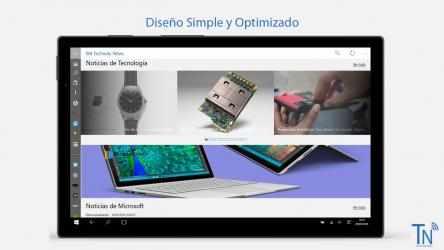 Captura 14 de XM Technoly News para windows