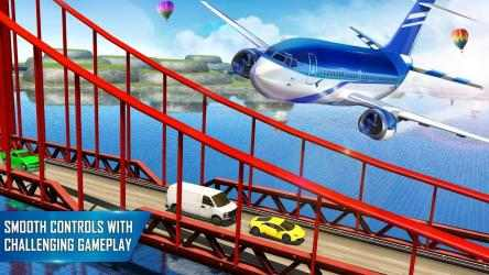 Captura 14 de Modern Airplane Pilot Flight Sim - New Plane Games para android