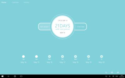 Imágen 1 de EVA Period Tracker PRO para windows