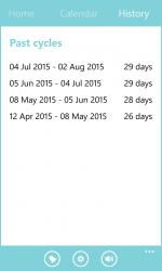 Captura de Pantalla 9 de EVA Period Tracker PRO para windows