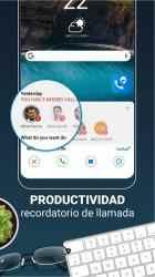 Captura de Pantalla 6 de CallApp: Identificador de llamadas y grabadora para android