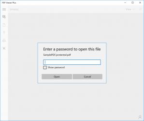 Screenshot 5 de PDF Viewer Plus para windows