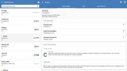 Screenshot 5 de ProDoctor Medicamentos para windows