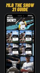 Captura 2 de MLB The Show 21 Guide para android