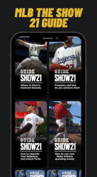 Captura 3 de MLB The Show 21 Guide para android
