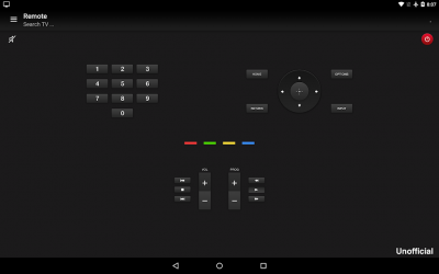 Imágen 4 de Remoto para sony tv para android