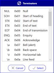 Screenshot 9 de Multi Comm Terminal para windows