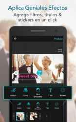 Captura 3 de YouCam Video – Fácil Editor y Creador de Videos para android