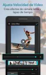 Screenshot 4 de YouCam Video – Fácil Editor y Creador de Videos para android
