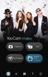 Captura de Pantalla 7 de YouCam Video – Fácil Editor y Creador de Videos para android