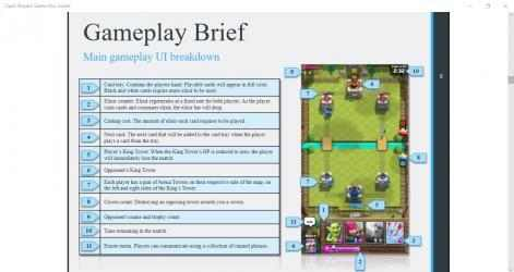 Captura 3 de Clash Royale Game Pro Guide para windows