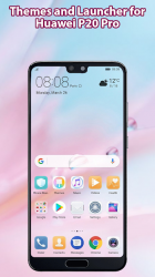 Captura 4 de Theme launcher for Huawei p30 para android