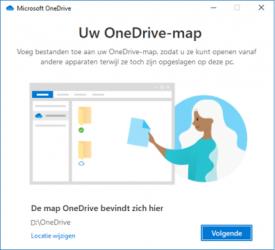 Captura 2 de OneDrive para windows