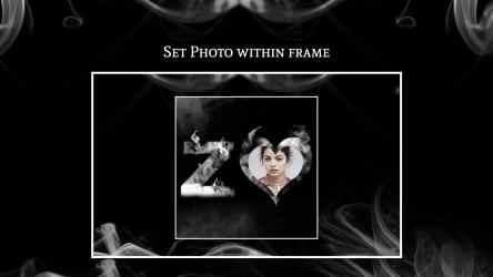 Imágen 2 de Smoky Text Photo Frames para windows