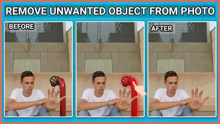 Imágen 7 de eliminar objetos de las fotos _ Fondo transparente para android
