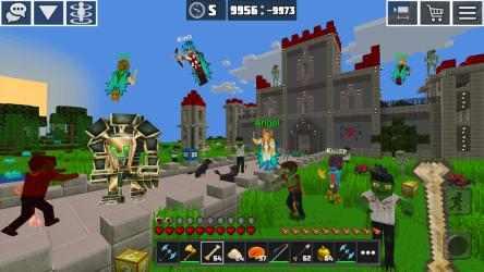 Imágen 2 de PlanetCraft: Craft Survival Mini World para windows
