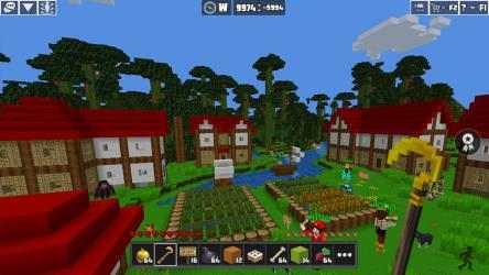 Captura de Pantalla 9 de PlanetCraft: Craft Survival Mini World para windows