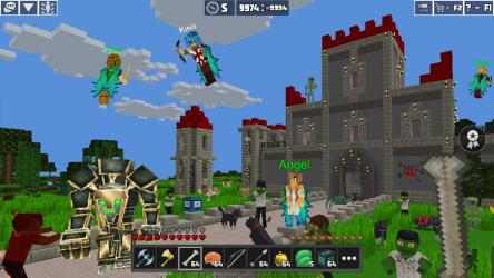 Captura de Pantalla 10 de PlanetCraft: Craft Survival Mini World para windows