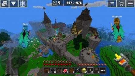 Captura de Pantalla 3 de PlanetCraft: Craft Survival Mini World para windows