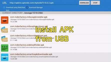 Captura 11 de Smart TV APK downloader para android