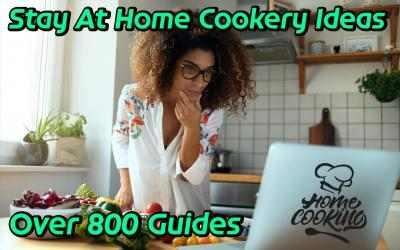 Screenshot 1 de Stay At Home - Cookery Ideas para windows