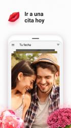 Screenshot 4 de Chat y dating - Sweet Meet para android