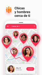 Captura 5 de Chat y dating - Sweet Meet para android