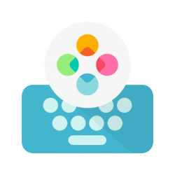 Imágen 1 de Fleksy - Teclado GIF, Emoji, Memes, Temas, Privado para android