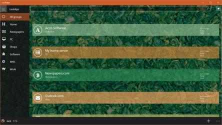 Captura 6 de LockApp para windows