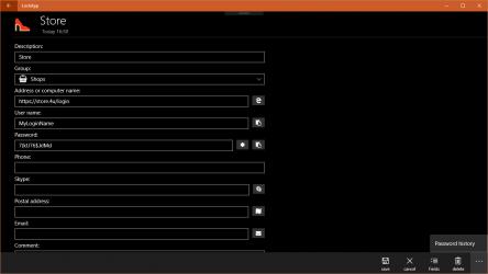 Screenshot 7 de LockApp para windows