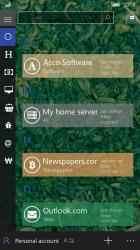 Captura 1 de LockApp para windows