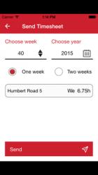 Captura de Pantalla 2 de Craftsman App para iphone