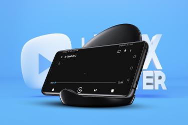 Captura de Pantalla 3 de Flix Reproductor de Video para android