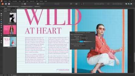 Screenshot 5 de Affinity Publisher para windows