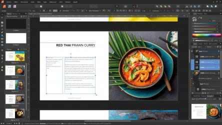 Captura 1 de Affinity Publisher para windows