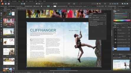 Captura 2 de Affinity Publisher para windows