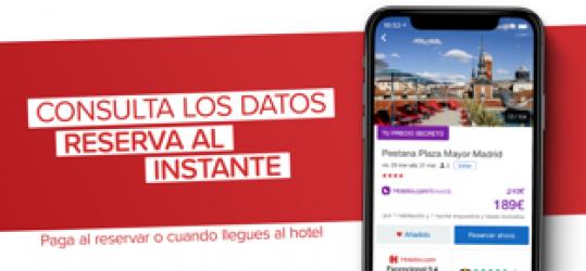 Screenshot 3 de Hoteles.com: ¡hoteles y más! para iphone