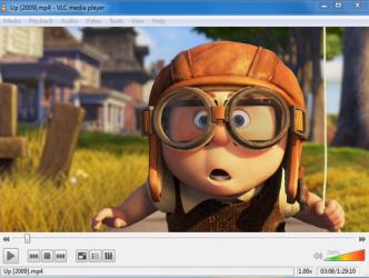 Captura 2 de VLC Media para windows