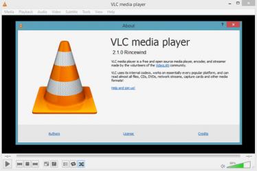 Captura 1 de VLC Media para windows