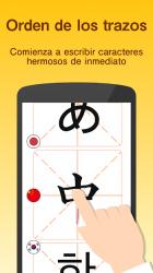 Captura de Pantalla 3 de Aprende Inglés, Japonés o Coreano con LingoDeer para android