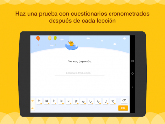 Imágen 14 de Aprende Inglés, Japonés o Coreano con LingoDeer para android