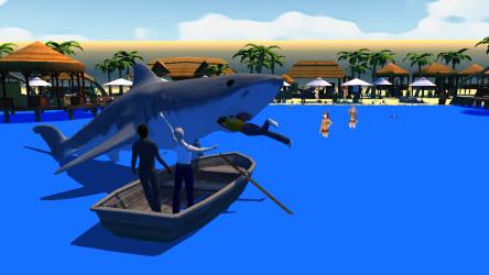 Captura de Pantalla 10 de Shark Simulator para android