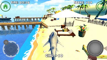 Screenshot 14 de Shark Simulator para android